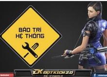 Hàng loạt game online của NPH VTC Game đồng loạt bảo trì
