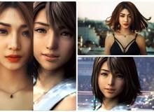Hot girl Việt gây sốt với hình giống Yuna trong Final Fantasy X