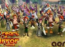 [Cũ mà hay] Dream of Mirror Online - Game nhập vai tầm trung cho game thủ Việt