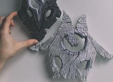 Game thủ thế giới say đắm mặt nạ Kindred bằng đất sét và người tạo ra chúng
