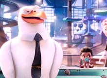 Phim hoạt hình Storks kể về quá trình... tạo ra em bé của người lớn tung trailer mới