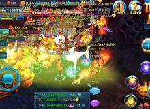 Thần Kiếm 3D cán mốc 100 server, khai mở hàng loạt sự kiện Hot