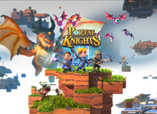 Đánh giá Portal Knights - Sự kết hợp hoàn hảo giữa Minecraft và Legend of Zelda