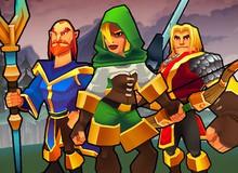 Cha đẻ Candy Crush Saga đổi gió với game mobile RPG mới