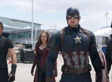Doanh thu Captain America: Civil War vượt ngưỡng 1 tỷ USD