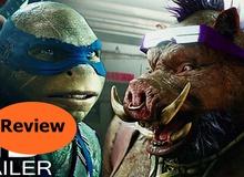 Đánh giá phim Ninja Rùa 2 - Phim hành động chỉ dành cho... con nít
