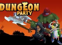 [Cũ mà hay] Dungeon Party - Game MOBA có lối chơi chẳng giống ai