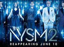 Tặng độc giả 8 vé xem công chiếu Now You See Me 2 - Bom tấn ảo thuật mùa hè 2016