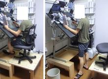 Chiếc bàn làm việc mà bất kì họa sĩ manga nào cũng đều mơ ước