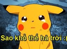 Không thể tin nổi, Pokemon GO vừa chơi được tại Việt Nam lại bị sập!