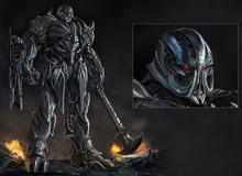 Gã trùm Megatron của Transformers: The Last Knight được lộ diện