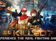 Game Việt Dead Arena chuẩn bị được VTC phát hành toàn thế giới