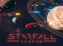 Đánh giá Starfall Tactics: Game chiến tranh vũ trụ cực hấp dẫn trên Steam