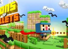 Tons of Bullets - Game đi cảnh 2D làm sống dậy một thời Super Mario