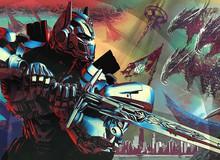 Transformers: The Last Knight sẽ đưa các chiến binh robot về thời... trung cổ