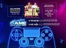 Đăng ký tham dự ngay 'Đấu trường' lớn nhất trong lịch sử PlayStation tại Việt Nam