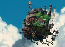 14 tòa lâu đài tuyệt vời trong anime mà ai cũng muốn đến sống 1 lần