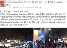 Nhiều hãng game Việt sang Tokyo Game Show bất ngờ vì... chẳng thấy game mobile nào