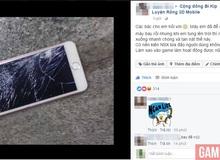 Game thủ Việt đòi kiện NSX khi điện thoại đã để chế độ máy bay, tung lên trời rơi vẫn vỡ
