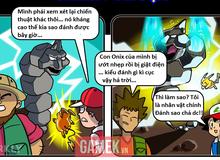 Truyện tranh hài - Sự khác nhau giữa anime và game Pokemon