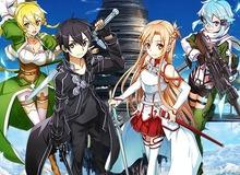 SAO Memory Defrag - Tuyệt đỉnh ARPG phong cách Anime Nhật Bản