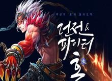 Arad Senki Mobile - Siêu game chặt chém sẽ ra mắt tại Nhật năm 2017