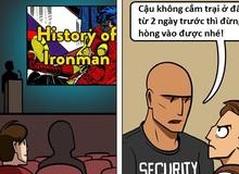 Sự khác nhau giữa lễ hội truyện tranh xưa và nay