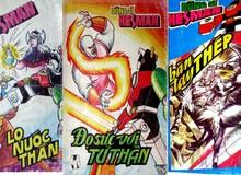Những truyện tranh Việt Nam từng được xuất bản thành công
