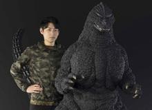 Fan của quái vật Godzilla sẽ muốn bỏ ra ... 1 tỷ đồng để mua bức tượng này