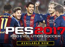 Cao thủ PES 2016 chưa chắc đã thành công với PES 2017
