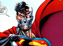 Xuất hiện Superman nửa người nửa máy móc trong phim Supergirl sắp tới