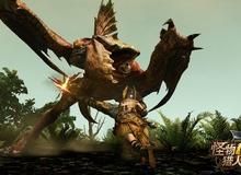 """Lộ diện bản di động """"phá cách"""" của bom tấn săn quái vật Monster Hunter Online"""