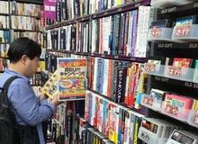 """Đến thăm cửa hàng bán game """"Second hand"""" tại Nhật Bản"""