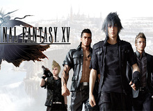Chỉ vì Final Fantasy XV, tôi đành mua cả chiếc PS4 mới