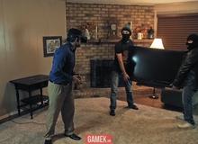 Phì cười với quảng cáo kính thực tế ảo Oculus Rift: Chơi game quên hết sự đời