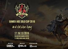 Công bố lịch thi đấu chính thức giải đấu GameK AoE Solo Cup 2016
