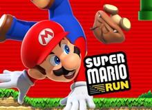Choáng với số tiền mà Super Mario Run kiếm được chỉ sau có 3 ngày ra mắt