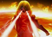 Choáng với vẻ ngoài bặm trợn của Super Girl trong Injustice 2