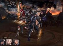 Tuyệt phẩm đồ họa ARPG xứ Hàn Knights of Night đại khai sát giới