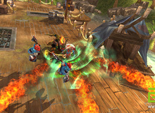 Heroes of Skyrealm - Tân binh ARPG đến từ cha đẻ City of Steam