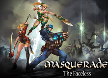 Masquerade: The Faceless - Siêu phẩm ARPG mới từ đại gia Gamevil