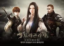 Bom tấn MMORPG xứ Hàn Dragon Raja sẽ gây sốt toàn thế giới
