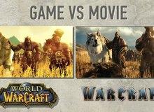 Chờ phim Warcraft quá lâu, game thủ tự làm trailer dựng từ WoW cực ngầu