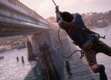 Uncharted 4 được nhiều web game uy tín cho điểm tối đa vì quá hay