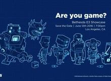 Game thủ xôn xao vì Bethesda tiếp tục tham dự E3 2016