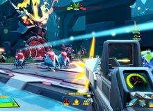 Battleborn - Tựa game online hàng nghìn game thủ Việt chờ đón đã mở cửa