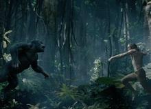 Trích đoạn về cuộc chiến giữa Tarzan và bầy vượn khổng lồ trong phim mới