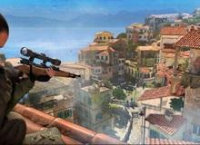 Sniper Elite 4 lộ diện, lấy bối cảnh nước Ý 1943