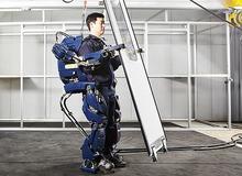 Có khung xương robot này, bạn sẽ khỏe chẳng kém gì siêu chiến binh Call of Duty