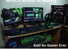 Game thủ Việt thích nâng cấp máy tính hơn mua PC mới toanh chiến game